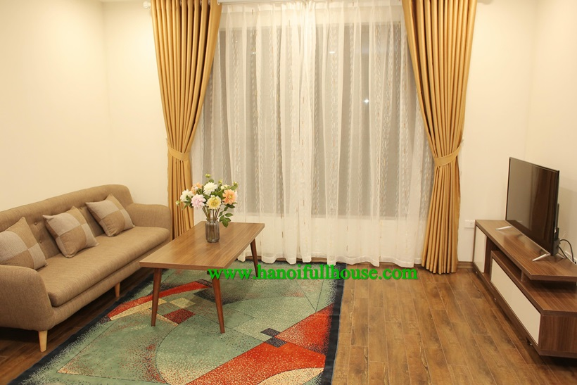 New one bedroom apartment for rent on Dao Tan street,Ba Dinh