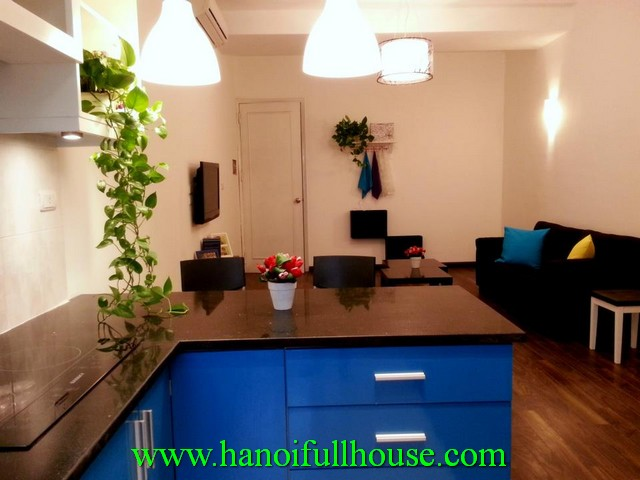 Well furnished apartment rentals in Pham Hung street, Cau Giay dist, Hanoi