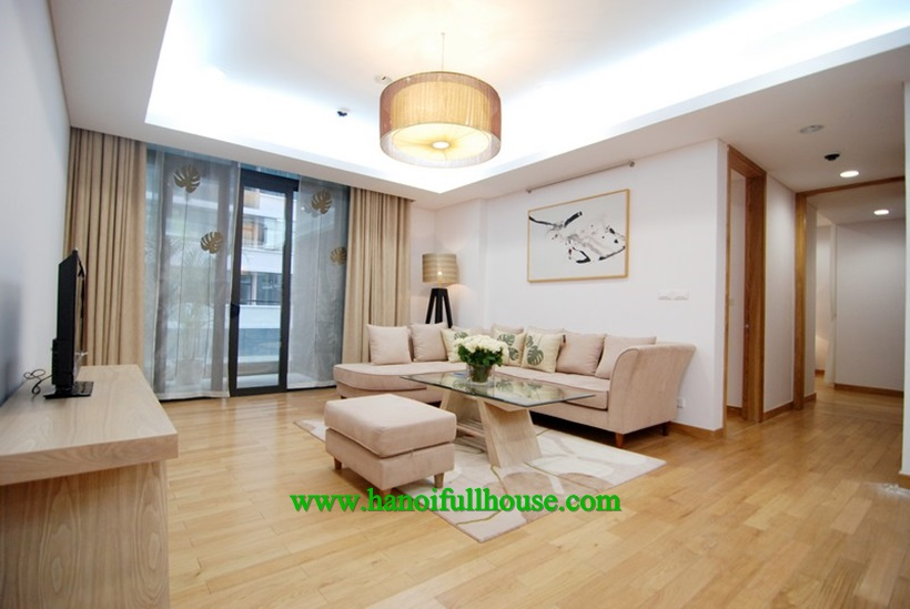 2 bedrooms Serviced apartment in Dolphin Plaza, Tu Liem district