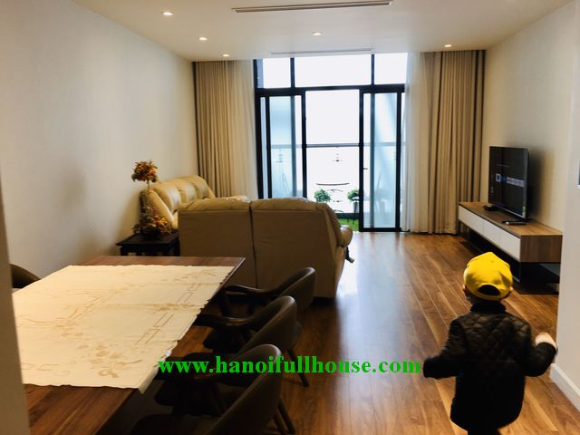 Red River view apartment in Sun Grand Ancora for rent