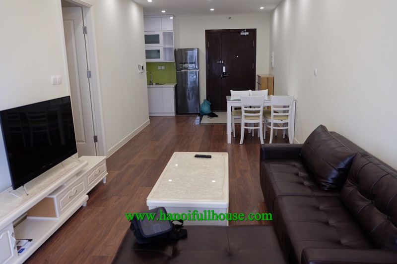Super nice and convenient apartment in Imperia Garden - 203 Nguyen Huy Tuong street for rent.