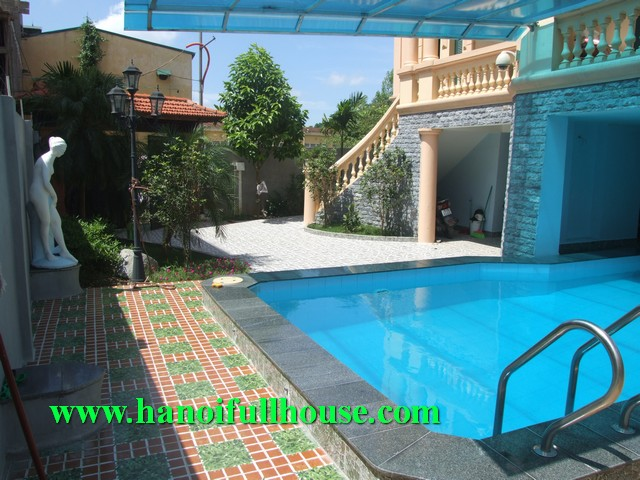 high end luxury villas for rent in hai ba trung district