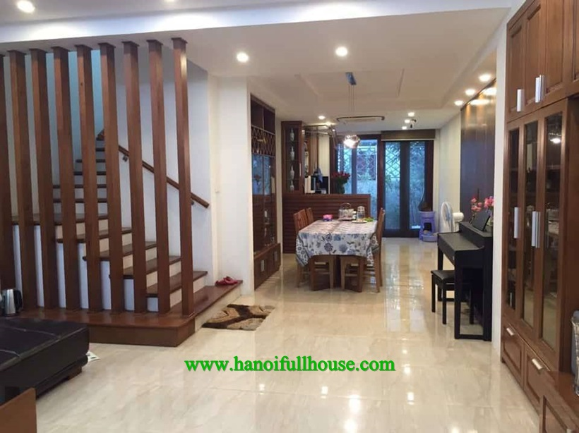 Dream Gamuda villa with 5-star amenities in Gamuda Garden, Hoang Mai dist