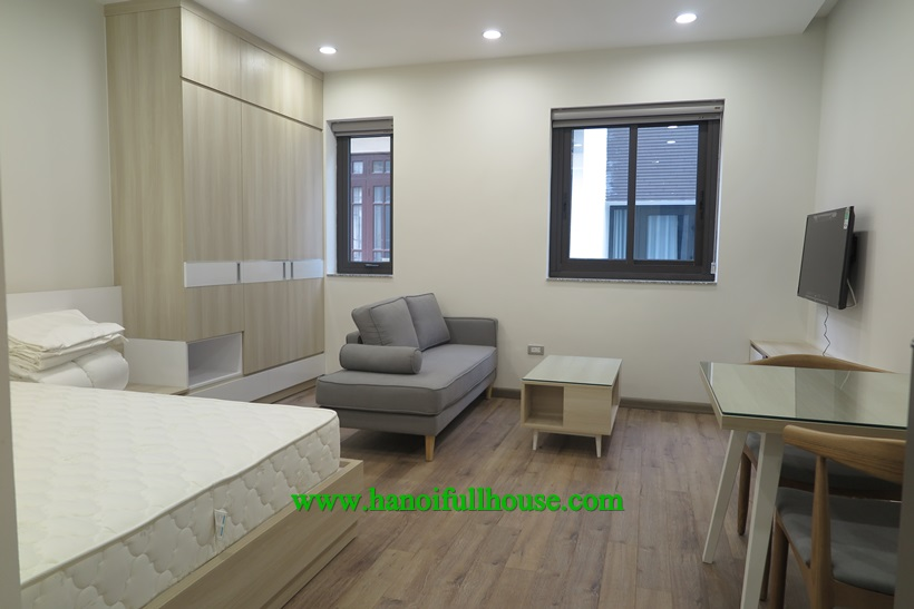 One bedroom apartment with full furnish for rent near Japanese Embassy