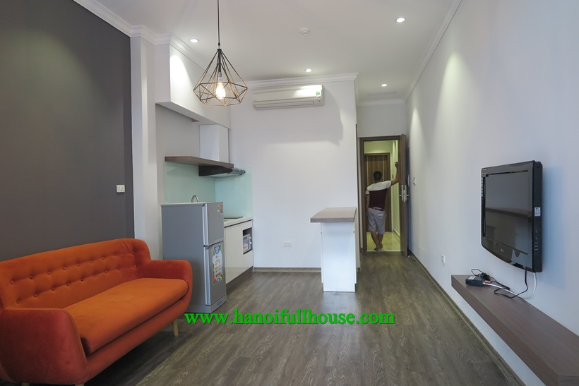 For rent a studio full furnished in Giang Vo, Dong Da dist