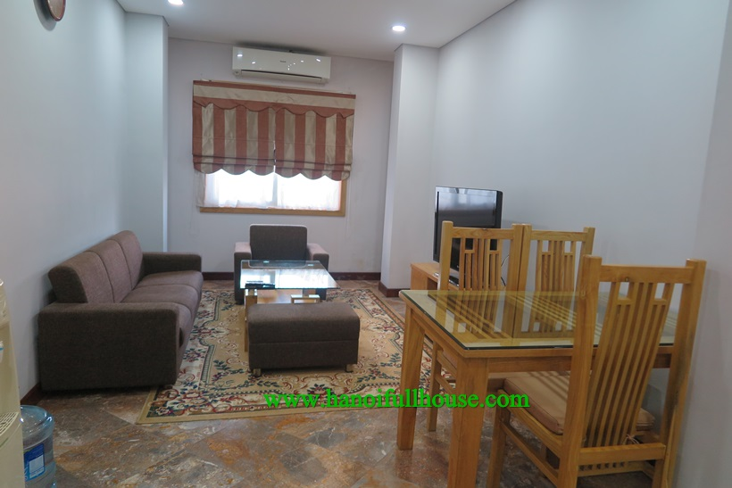 2 bedroom apartment, full of light  in Ba Dinh center