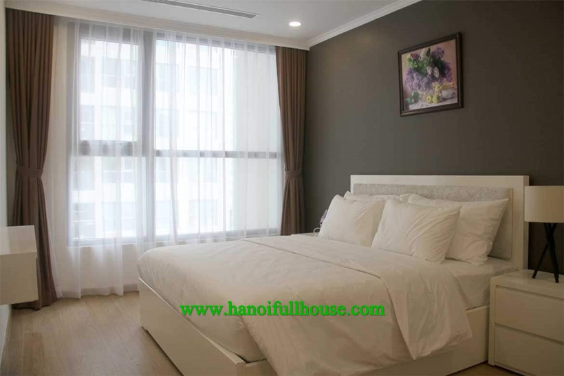 Nice apartment with good view for rent in Vinhomes Gardenia Tu Liem dist