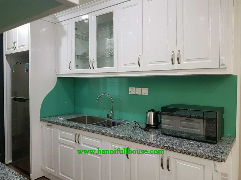 Amazing 2 bedroom apartment in Imperia Nguyen Huy Tuong, Thanh Xuan dist