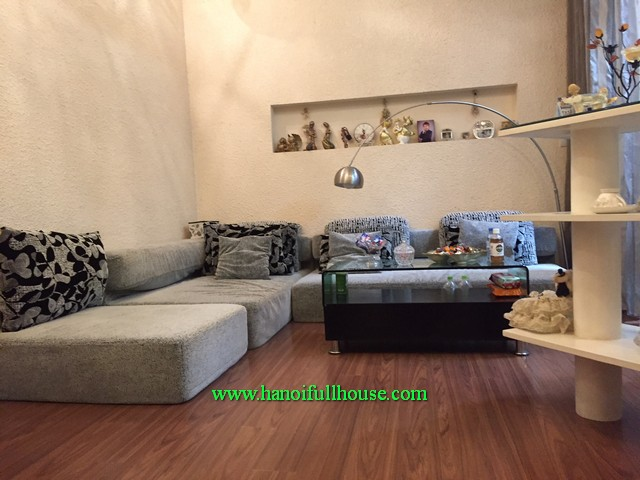Long Bien-Four bedroom house, modernly furnished, garage and quiet area