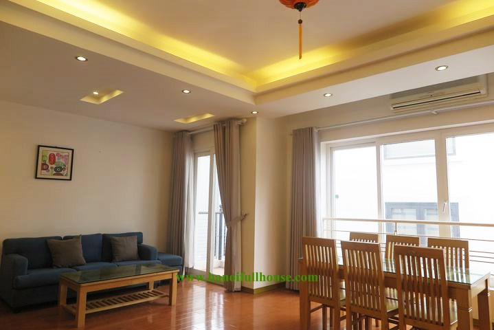 Cheap 120 sq m2 bedroom apartment for rent in To Ngoc Van - Tay Ho