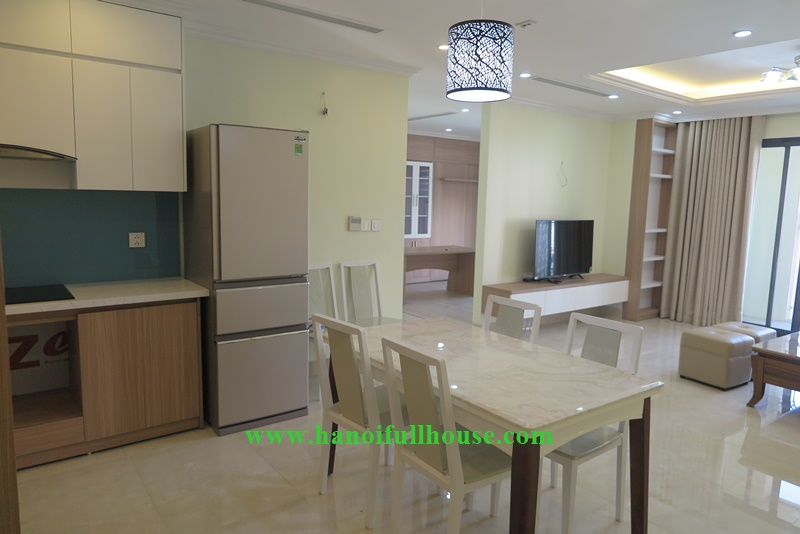 New luxury apartment for rent in European style at Tan Hoang Minh - 36 Hoang Cau