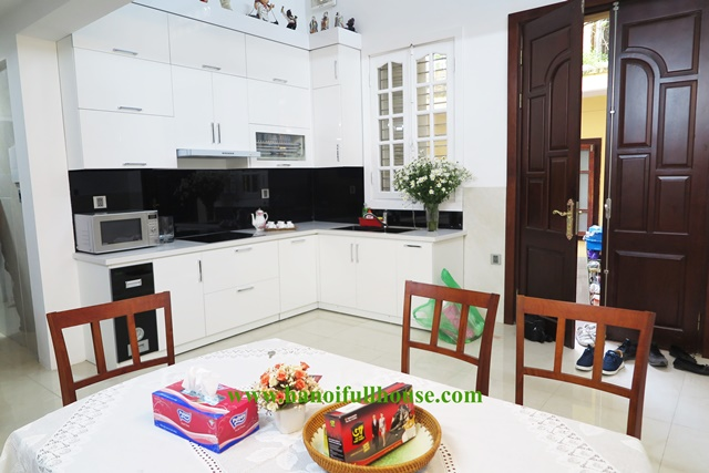 Beautiful 3 bedrooms house for rent in Old Quarter - Hoan Kiem dist, Hanoi