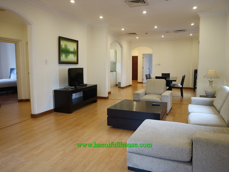 Serviced apartment for Japaneses/Foreigners to stay like a home in Hai Ba Trung