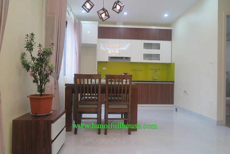 Great one bedroom apartment in Ngoc Ha area, Ba Dinh for rent