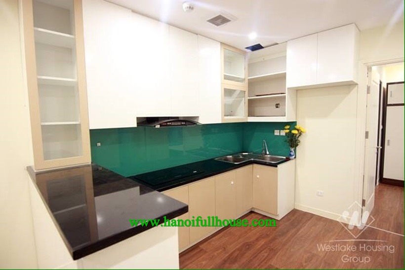 Brand-new and modern apartment 2 bedroom for rent in Imperia Nguyen Huy Tuong
