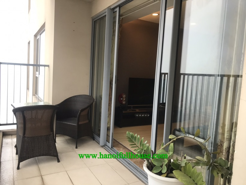 Fully furnished and Charming 2 bedroom apartment in Sky city 88 Lang Ha