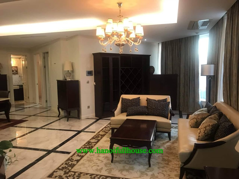 Dream apartment for rent in Keangnam Landmard Tower