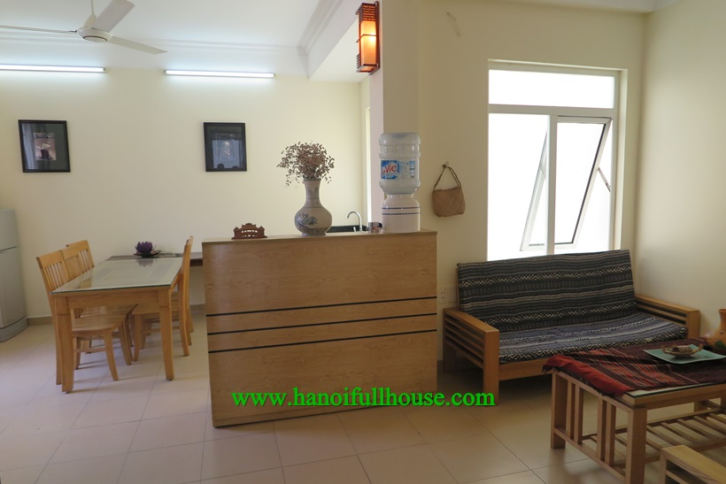 WOW! Unexpected cheap one bedroom apartment in Ba Dinh now