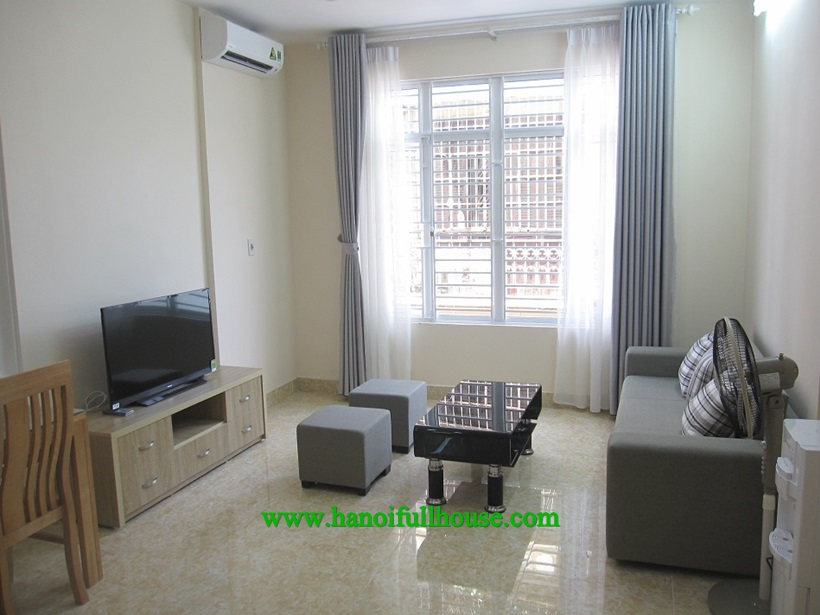 One bedroom apartment with bathtub for lease near Lotte, Daewoo