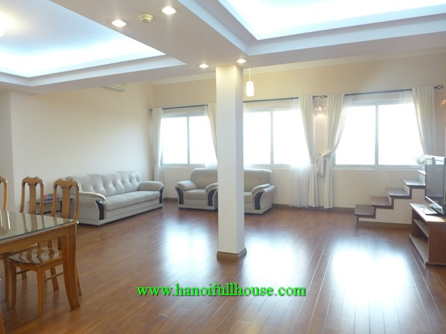 A penthouse apartment in block E4 Ciputra, Tay Ho for rent