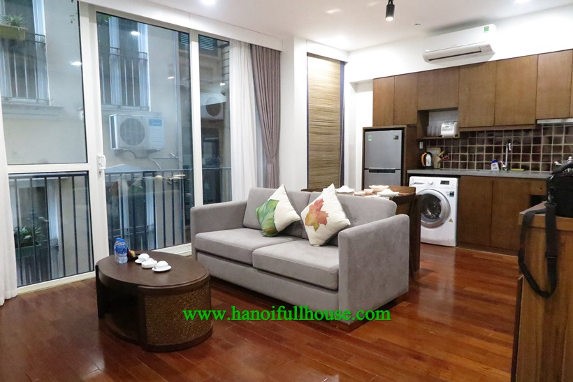 Full furnished apartment for rent near Lotte center