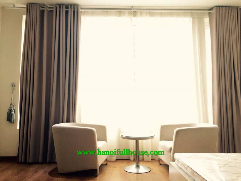 Studio serviced apartment for rent in Mac Thai To, Trung Kinh, Cau Giay dist