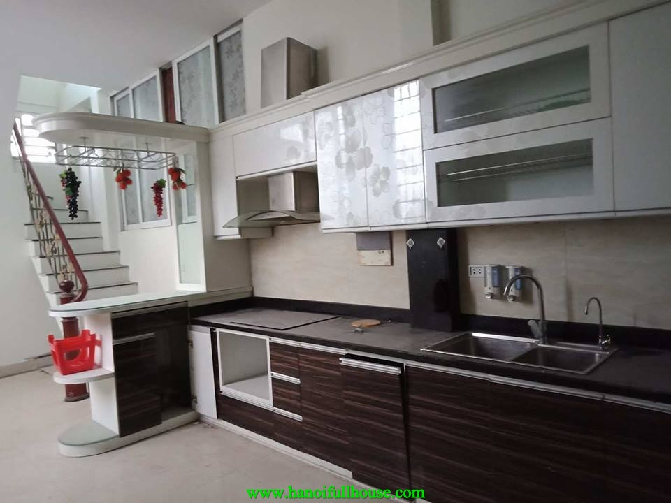 Amazing nice house for rent in Ha Noi center