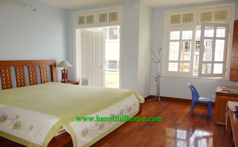 6 bedroom house with elevator in Ba Dinh dist, Ha Noi