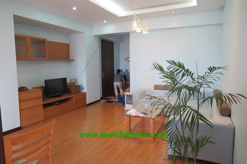 So cheap 3 bedroom apartment for rent at No 6 Doi Nhan,Ba Dinh
