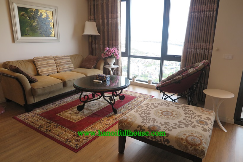 Amazing nice apartment is available in Mipec Riverside Long Bien