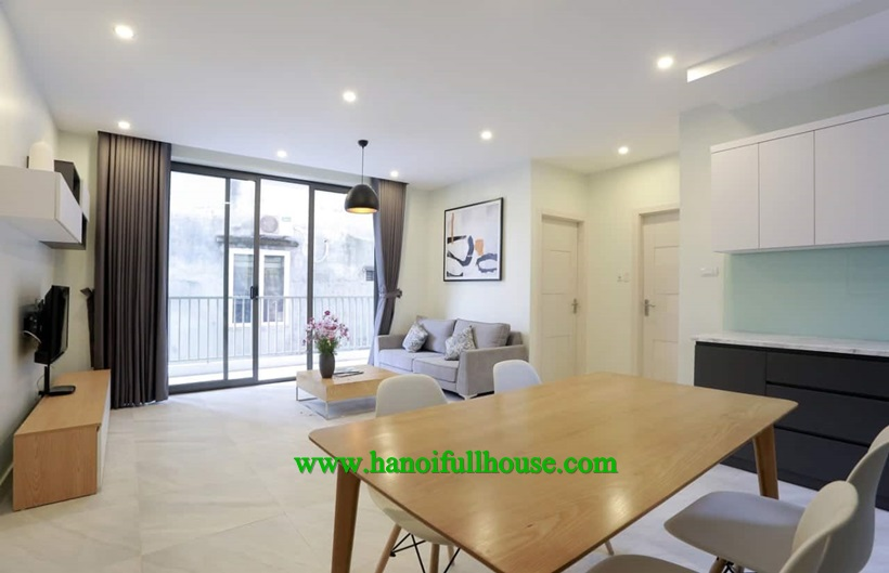 2 bedroom apartment for rent in Ba Dinh center