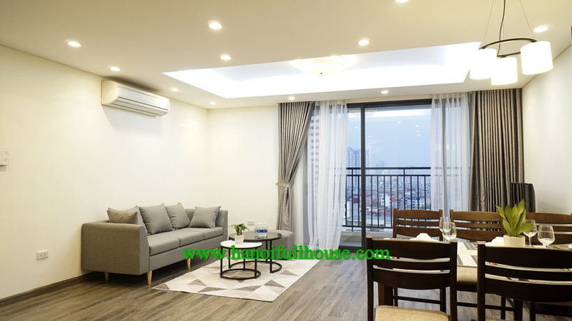Good quality and price apartment in Hong Kong Tower