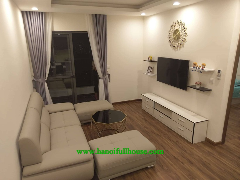 Luxury apartment for rent in Golden Palm Building, Le Van Luong street