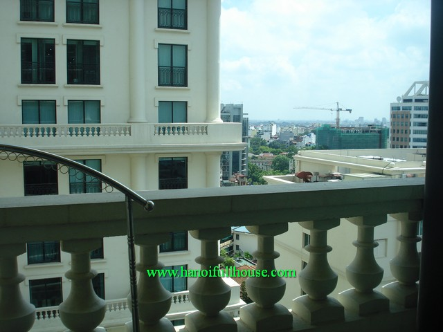 Fully furnished 2 bedroom apartment for rent in Pacific Place-83B Ly Thuong Kiet street.