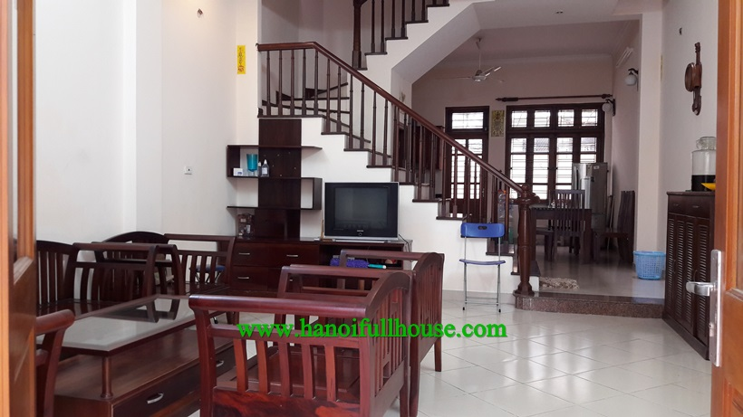 House for rent in Vong Thi street, Tay Ho district: 05 bedroom