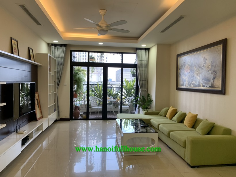 Let to rent 2 bedroom apartment in Royal city Nguyen Trai