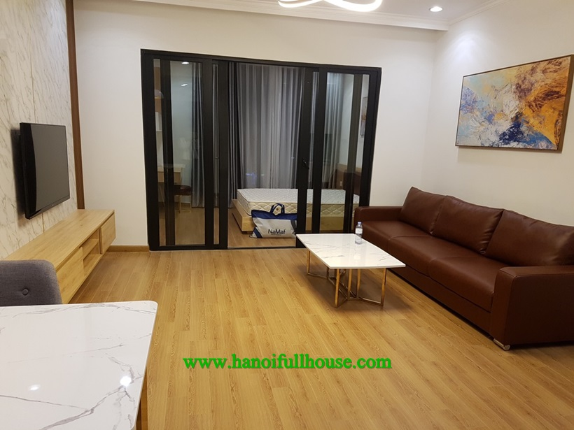 Modern and new apartment with one bedroom for rent in Royal city
