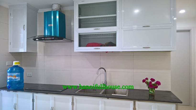 Apartment for rent in T&T Riverview Vinh Hung, Hoang Mai district, Ha Noi