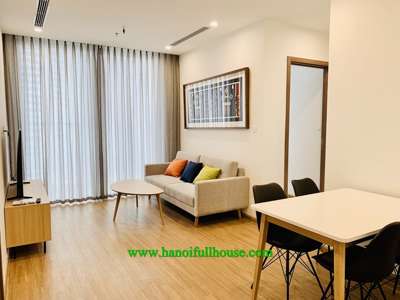 Brand new furnished 2 bedroom apartment in Vinhomes Skylake