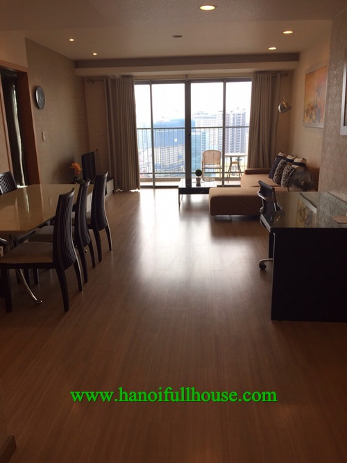 Amazing beautiful apartment -3bedroom for rent in Sky City 88 Lang Ha