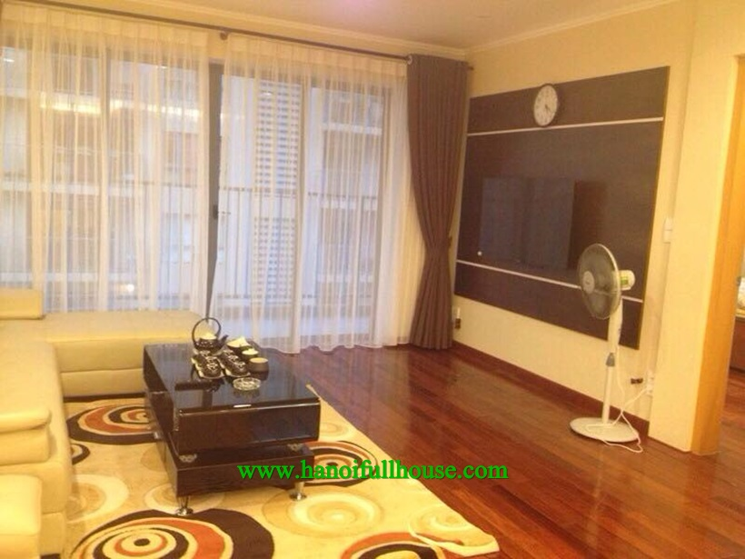 Pretty charming apartment 2 bedroom for lease in Sky city 88 Lang Ha