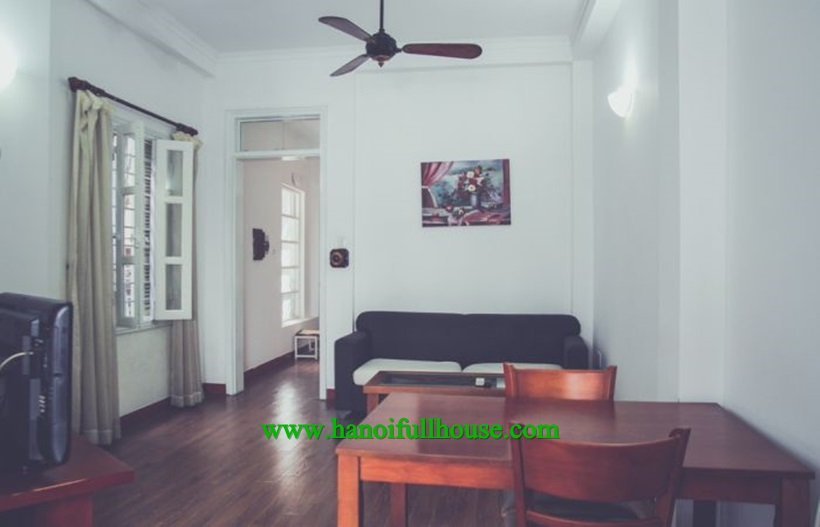 Serviced apartment for Expats in Ba Dinh