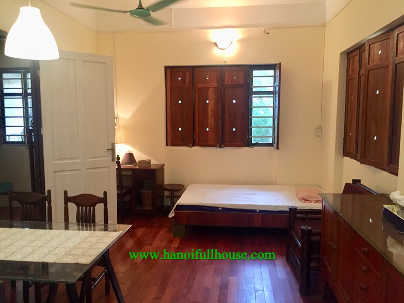 One bedroom apartment for rent in Ngoc Thuy, Long Bien