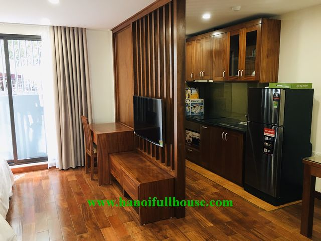 Beautifhul apartment with full service near Lotte center for rent