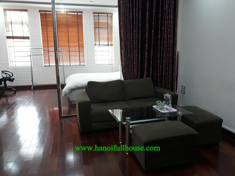 High quality serviced apartment in Trung yen street, Cau Giay for lease