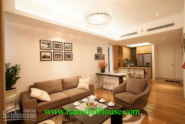 Indochina Plaza-luxury apartment in Hanoi city, Vietnam for lease