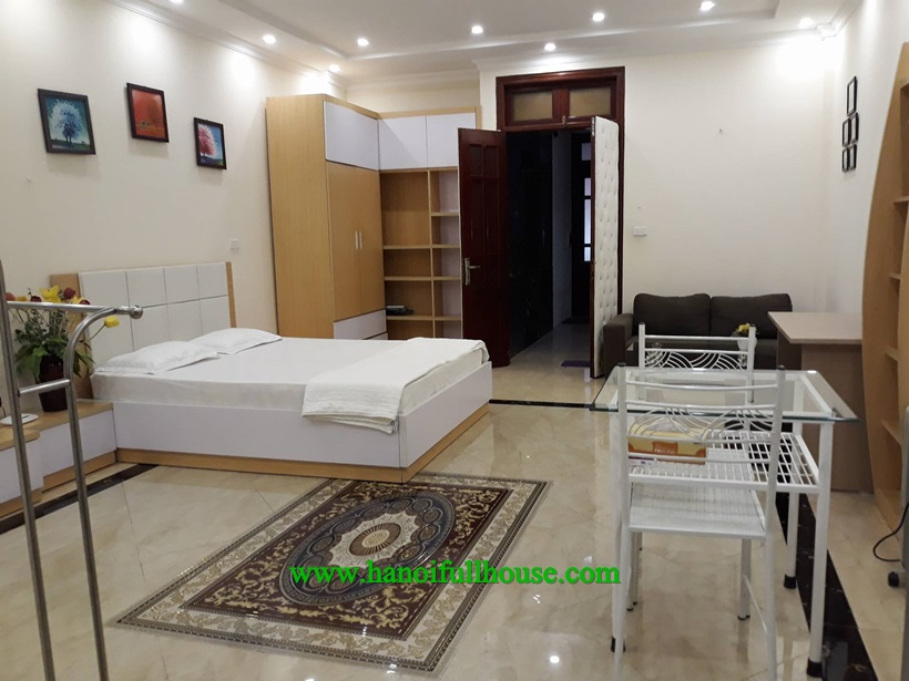 Serviced apartment for rent in Trung Yen, Cau Giay