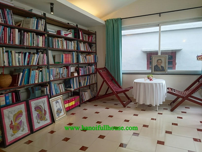 Dong Da housing,3 bedroom with full furnished ,lots of light