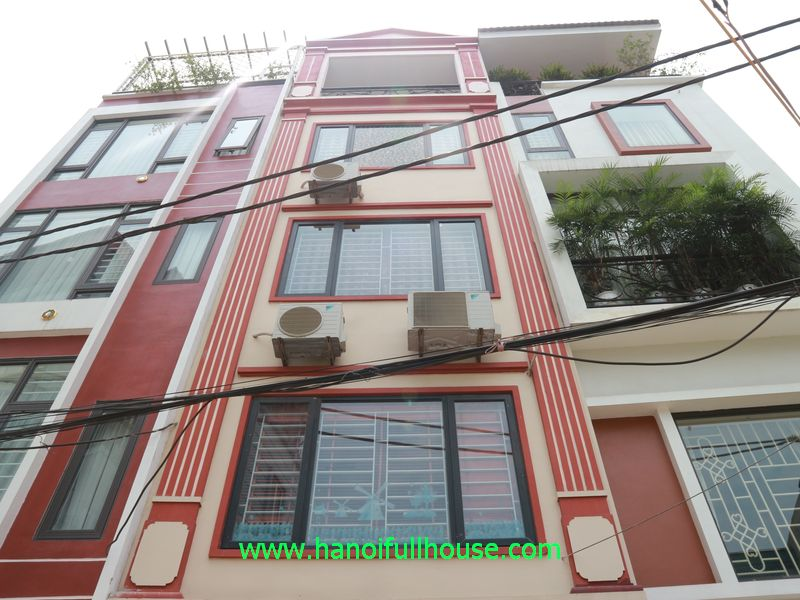 House at good price,full furnished on Ngoc Thuy,Long Bien