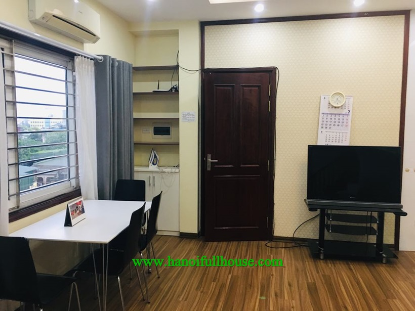 Find apartment with full furnished and service near Japanese Embassy